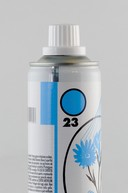 Spray culoare albastra - sky blue
