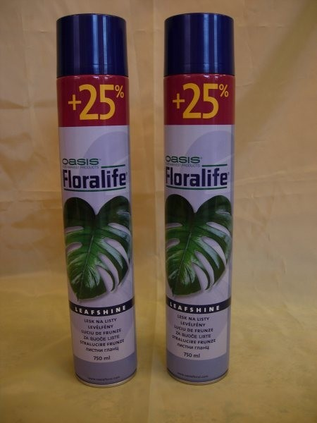 Spray cu luciu Oasis Floralife 750 ml