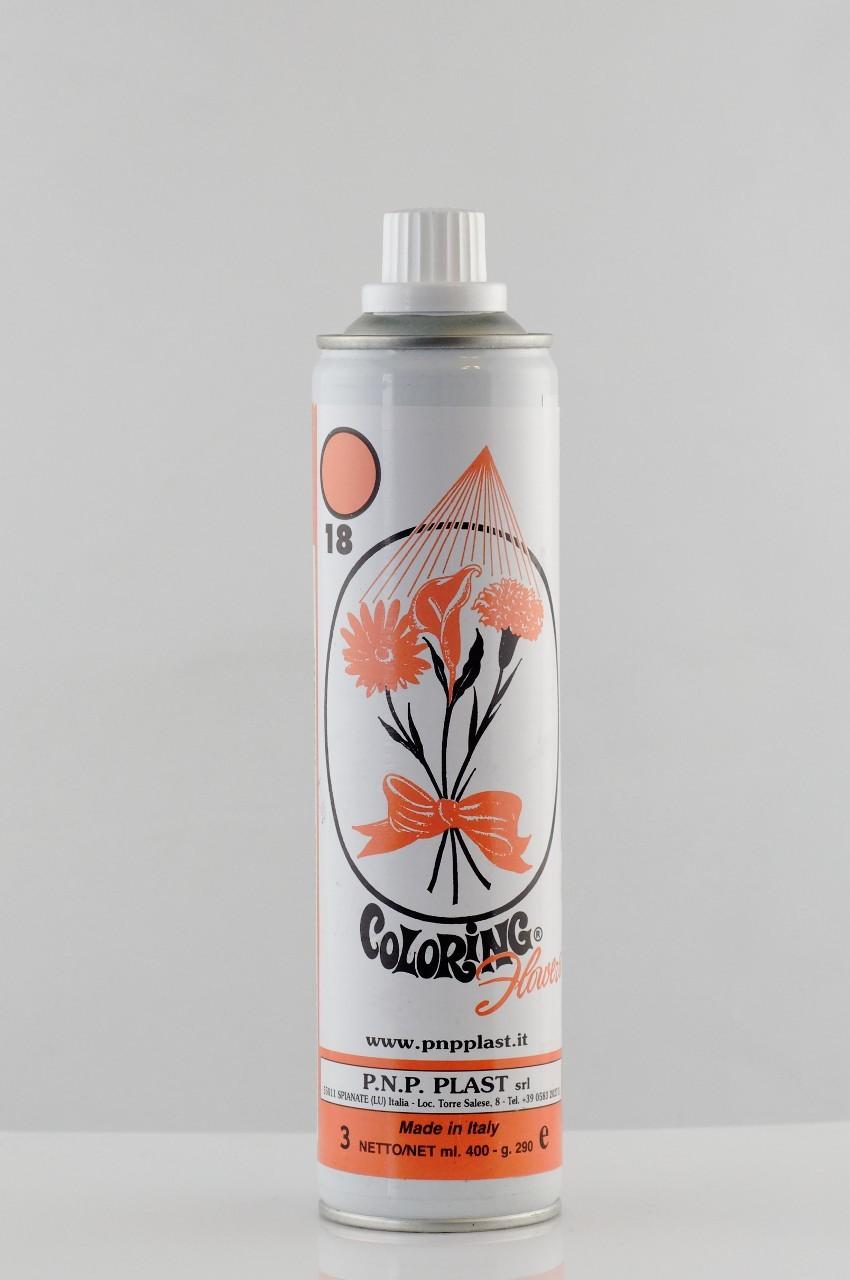 Spray culoare portocalie - dawn orange