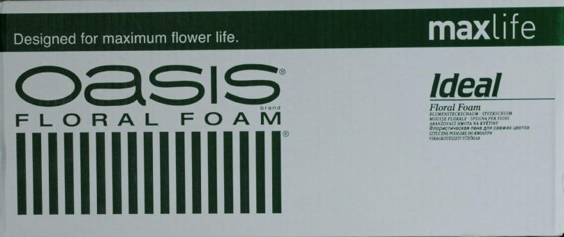 Burete floral umed OASIS Ideal Maxlife cutie 20 de bucati