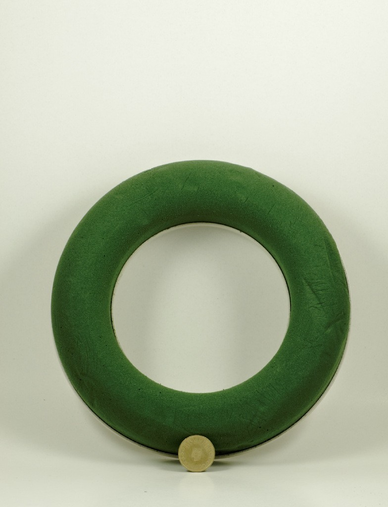 Burete floral umed circular Tecar - diametru 20 cm