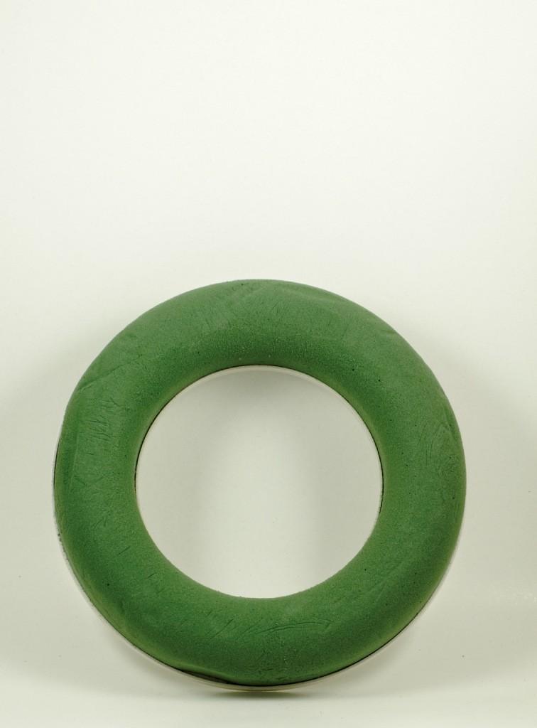 Burete floral umed circular cu diametru 30 cm