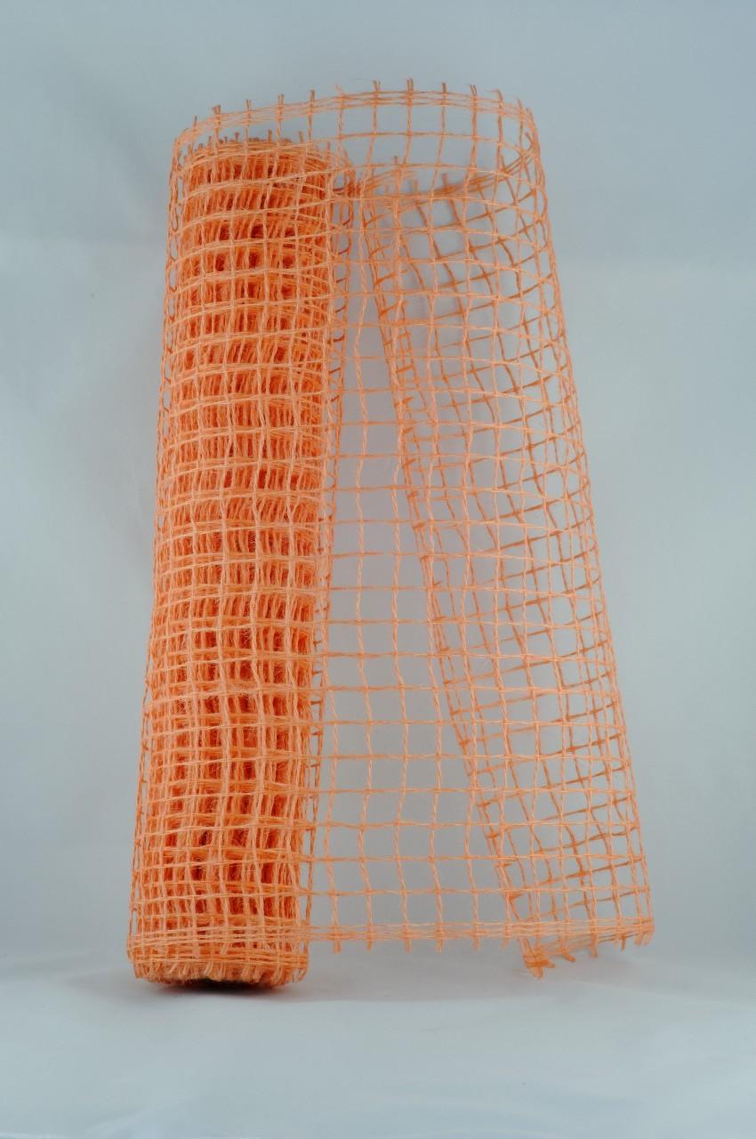 Sul plasa decorativa portocaliu deschis 50 de cm