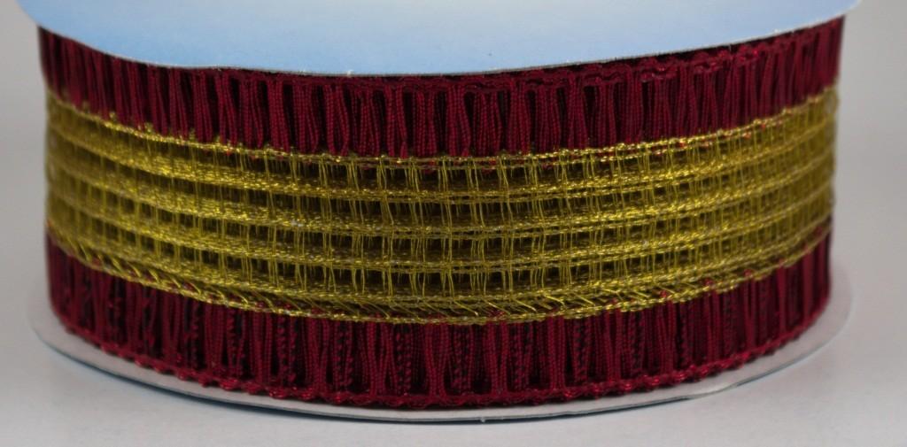 Panglica plasa, latime 4 cm - P00129