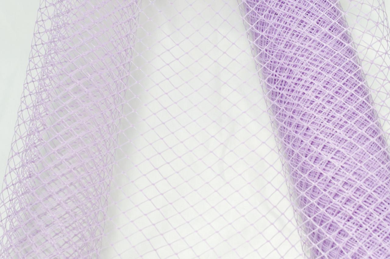 Sul plasa plastic culoare mov - 60 de cm
