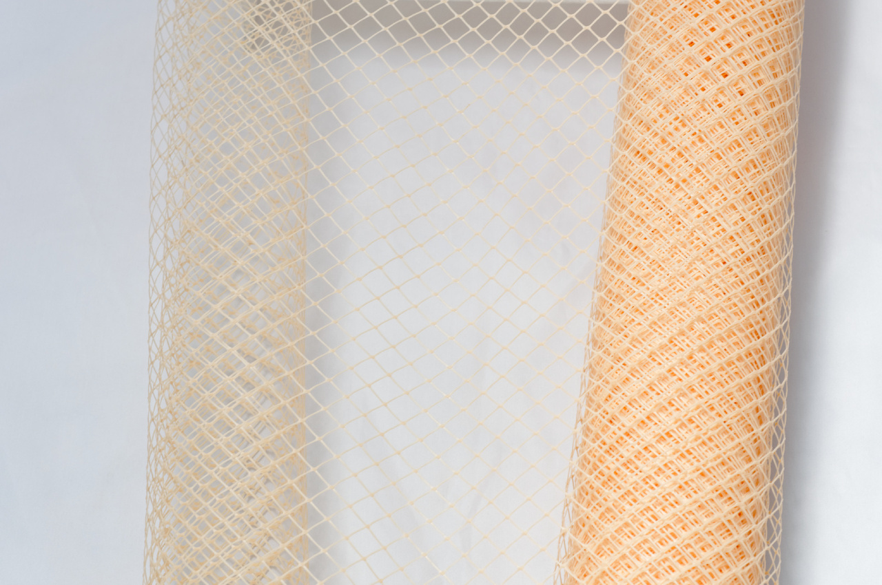 Sul plasa din plastic culoare deschisa - 60 de cm