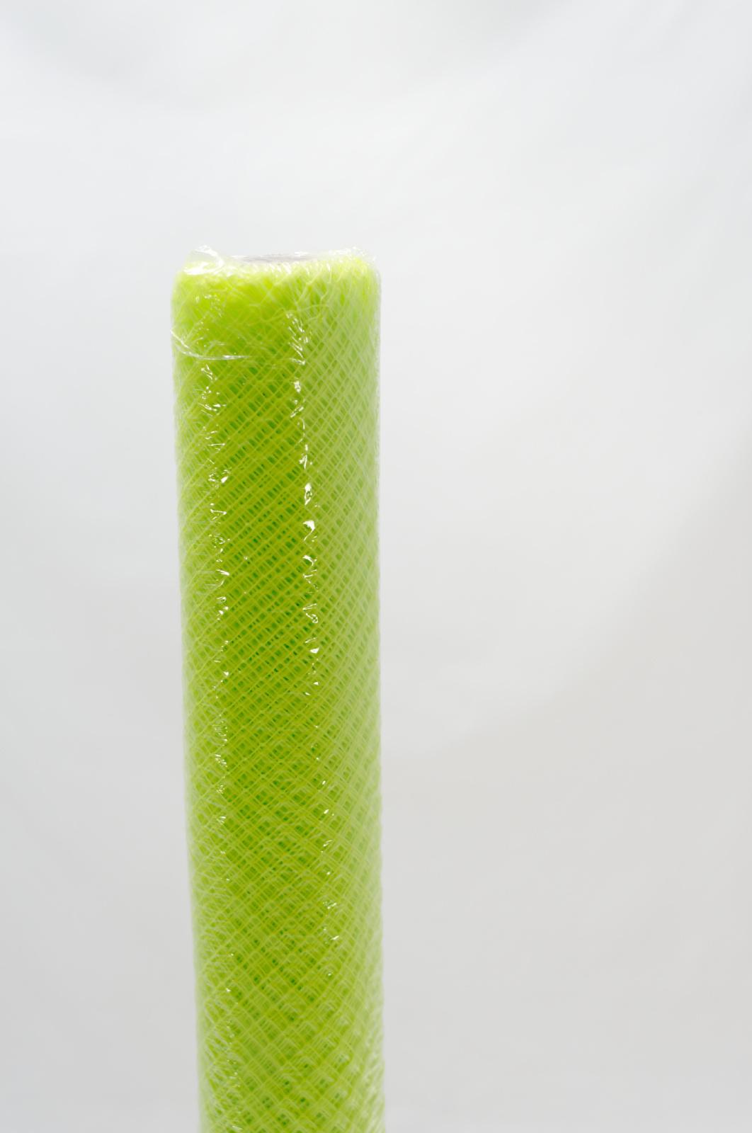 Sul plasa din plastic culoare verde deschis - 60 de cm