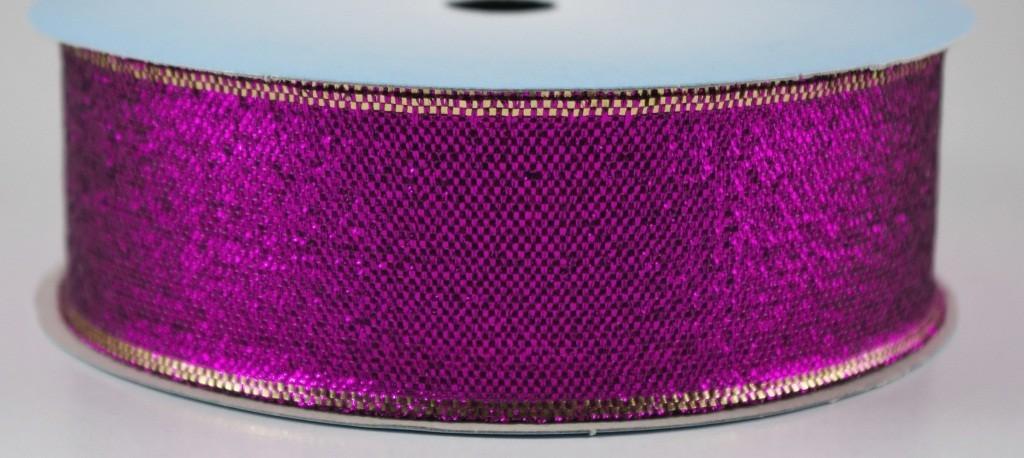 Panglica metalizata, latime 4 cm - P0038