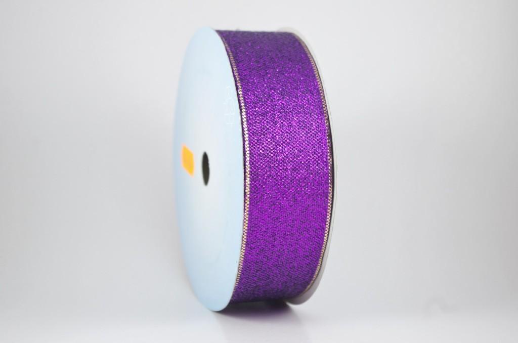 Panglica metalizata, latime 4 cm - P0041