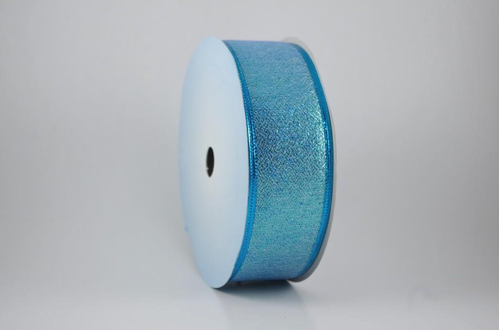 Panglica metalizata, latime 4 cm - P0048