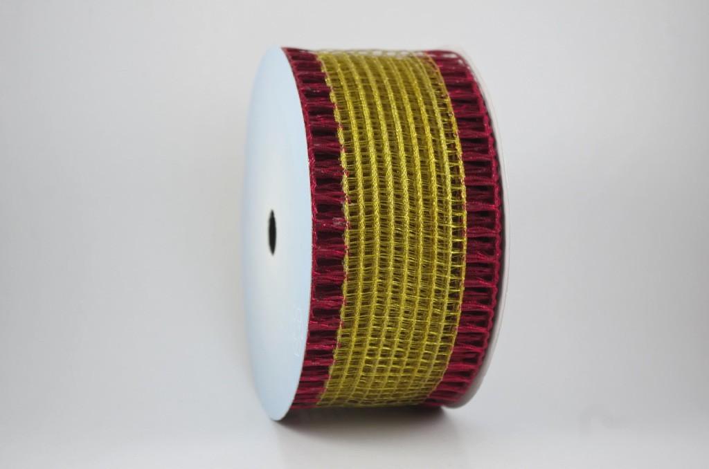Panglica plasa, latime 6 cm - P0057