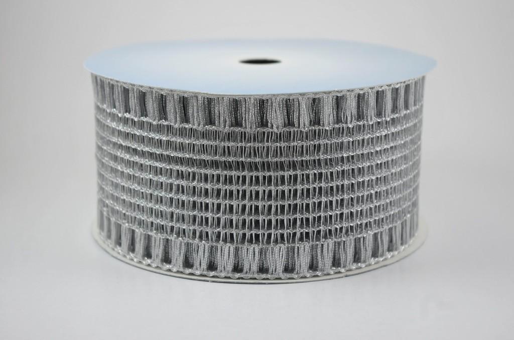 Panglica plasa, latime 6 cm - P0059