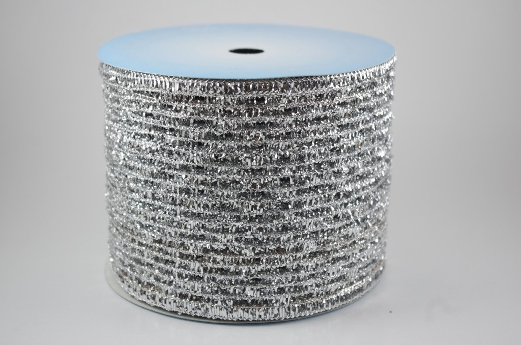 Panglica plasa din material sintetic, latime 10 cm - P0061