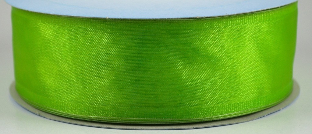 Panglica organza, latime 4 cm- P0069