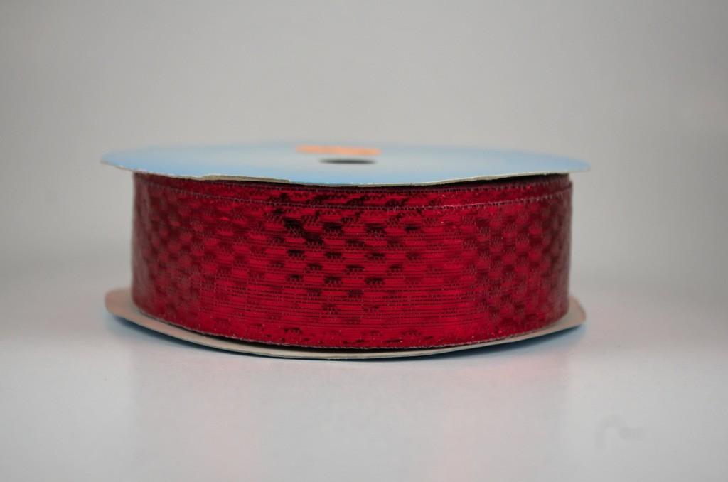 Panglica metalizata, latime 4 cm - P0070