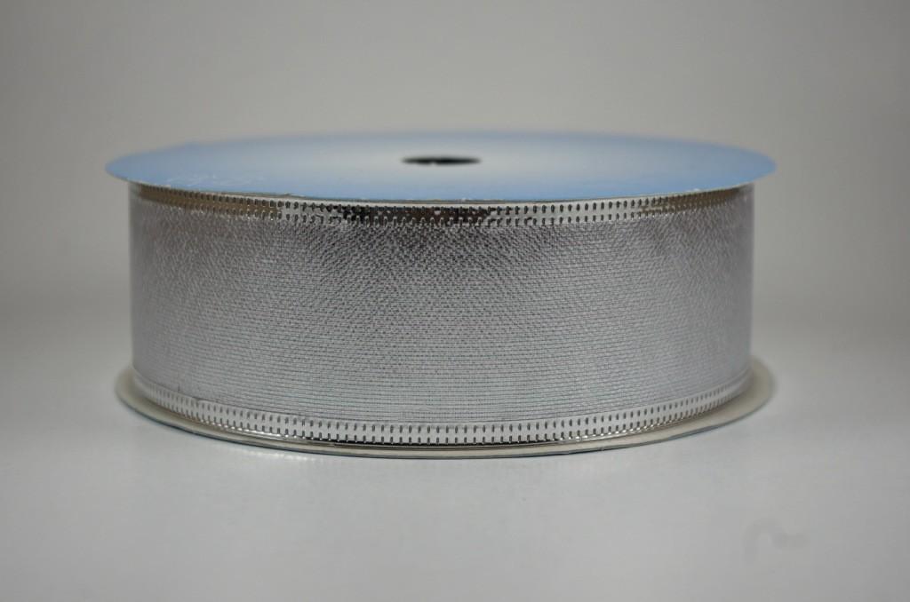 Panglica metalizata, latime 4 cm - P0086