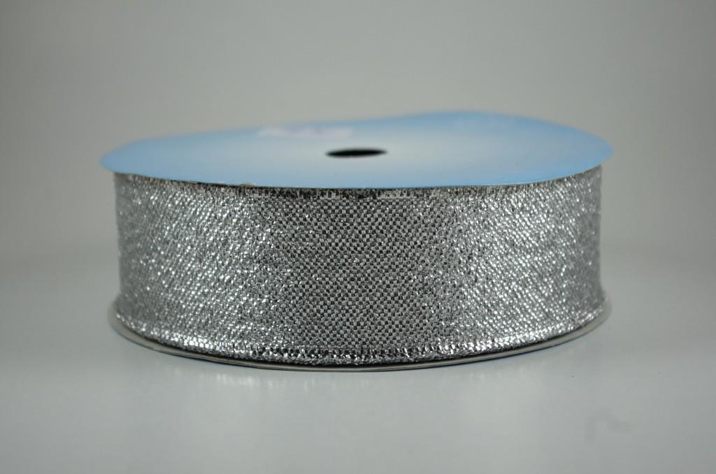 Panglica metalizata, latime 4 cm - P00118