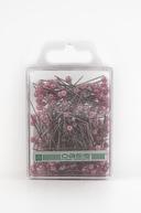 Ace mici cu perle culoare roz 144 buc in cutie