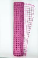 Sul plasa decorativa culoare roz 50 cm