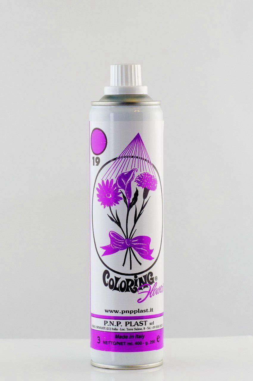Spray culoare violet